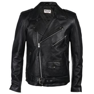 Moška usnjena jakna - MBF Black Sheep Napa - NEW ROCK, NEW ROCK