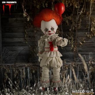 Figura (lutka) IT - Living Dead Dolls - Pennywise, LIVING DEAD DOLLS