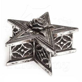 Škatla (dekoracija) ALCHEMY GOTHIC - Pentagram, ALCHEMY GOTHIC