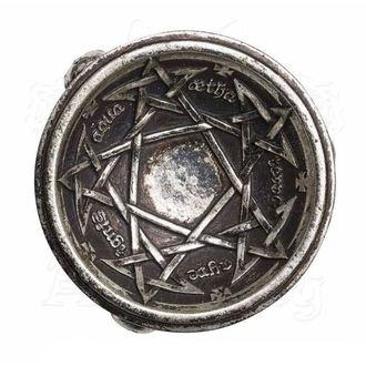 Skleda / pepelnik (dekoracija) ALCHEMY GOTHIC - Pentagram, ALCHEMY GOTHIC