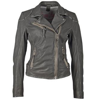 Ženska (motoristična) jakna PGG W20 LABAGV - TEMNO SIVA, NNM