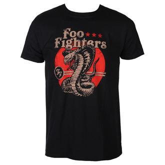 Moška Metal Majica Foo Fighters - SNAKE - PLASTIC HEAD, PLASTIC HEAD, Foo Fighters