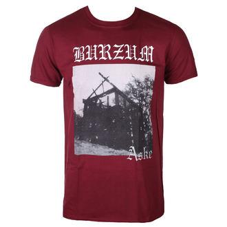Moška metal majica Burzum - ASKE (MAROON) - PLASTIC HEAD, PLASTIC HEAD, Burzum