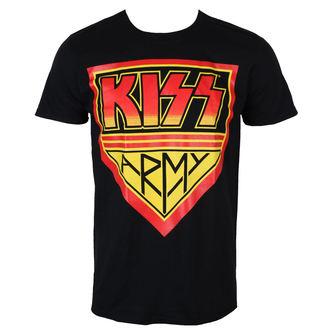 majica kovinski moški Kiss - KISS ARMY - PLASTIC HEAD, PLASTIC HEAD, Kiss