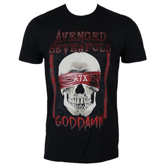 majica kovinski moški Avenged Sevenfold - GODDAMN - PLASTIC HEAD, PLASTIC HEAD, Avenged Sevenfold