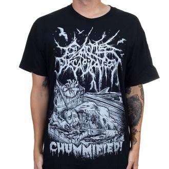 Moška metal majica Cattle Decapitation - Chummified - INDIEMERCH, INDIEMERCH, Cattle Decapitation