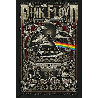 Poster PINK FLOYD - GB posters, GB posters, Pink Floyd