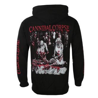 Moška jopa s kapuco Cannibal Corpse - BUTCHERED AT BIRTH - PLASTIC HEAD, PLASTIC HEAD, Cannibal Corpse