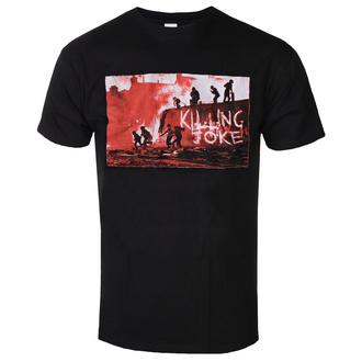 Moška metal majica Killing Joke - FIRST ALBUM - PLASTIC HEAD, PLASTIC HEAD, Killing Joke