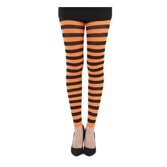 Hlačne nogavice (legice) PAMELA MANN - Twickers Footless Flo - Oranžna, PAMELA MANN