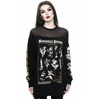 Ženska majica z dolgimi rokavi KILLSTAR - Poison, KILLSTAR