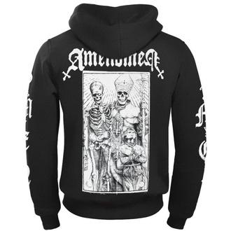 Moški hoodie AMENOMEN - POPE AND DEATH - OMEN085CR