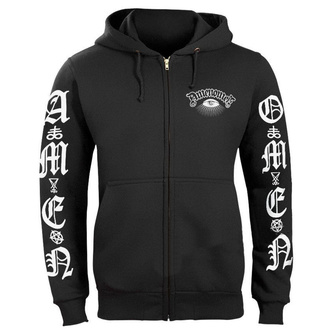 Moški hoodie AMENOMEN - POPE AND DEATH, AMENOMEN
