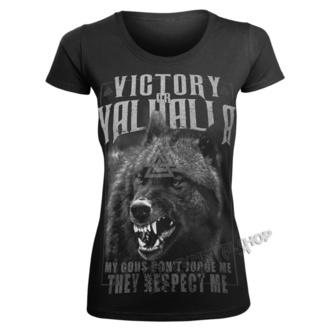 Ženska Majica - MY GODS ... - VICTORY OR VALHALLA, VICTORY OR VALHALLA