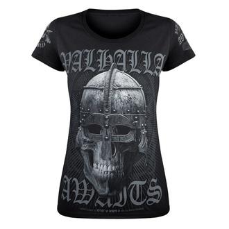 ženska majica VICTORY OR VALHALLA - VIKING, VICTORY OR VALHALLA