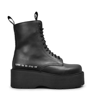 Ženski škornji Altercore - Auren Vegan - Črna, ALTERCORE