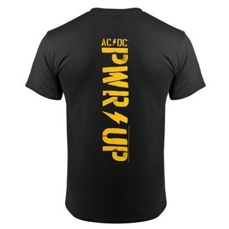 Moška majica AC / DC - PWR 012, F.B.I., AC-DC