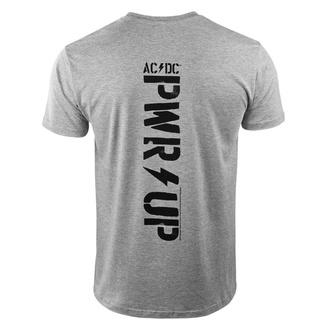 Moška majica AC / DC - PWR 011, F.B.I., AC-DC