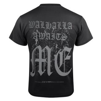 Moška majica VICTORY OR VALHALLA - SKULL, VICTORY OR VALHALLA