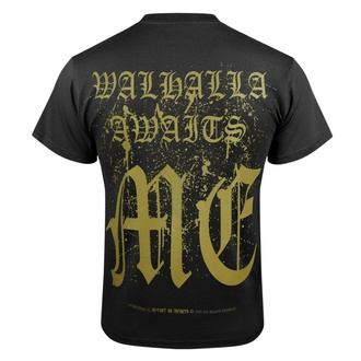 Moška majica VICTORY OR VALHALLA - VALHALLA AWAITS, VICTORY OR VALHALLA