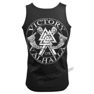 Moški Top VICTORY OR VALHALLA - VIKING SKULL, VICTORY OR VALHALLA