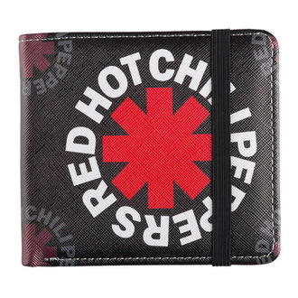Denarnica Red Hot Chili Peppers - Black Asterisk, NNM, Red Hot Chili Peppers