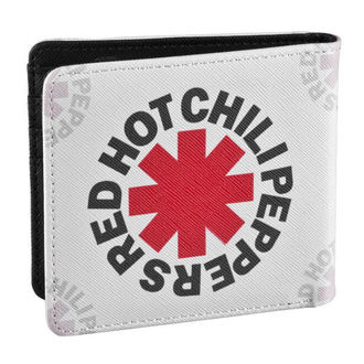 Denarnica Red Hot Chili Peppers - White Asterisk, NNM, Red Hot Chili Peppers