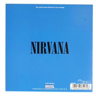 Voščilnica Nirvana - ROCK OFF, ROCK OFF, Nirvana