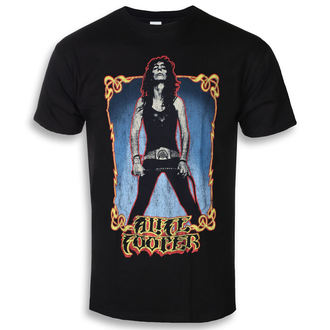 Moški majica Alice Cooper - Vintage Whip Washed - ROCK OFF, ROCK OFF, Alice Cooper