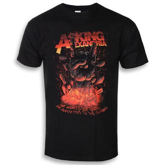 Moška metal majica Asking Alexandria - Metal Hand - ROCK OFF, ROCK OFF, Asking Alexandria