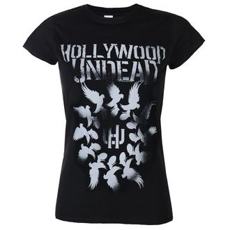 Ženska metal majica Hollywood Undead - DOVE GRENADE SPIRAL - PLASTIC HEAD, PLASTIC HEAD, Hollywood Undead