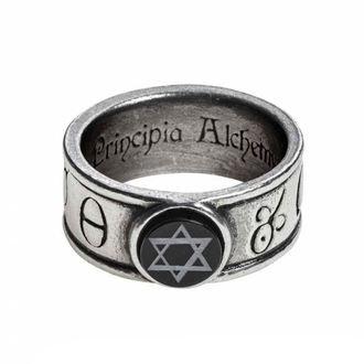 Prstan ALCHEMY GOTHIC - Principia Alchemystica, ALCHEMY GOTHIC