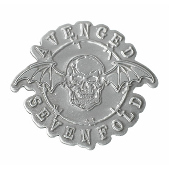 Priponka AVENGED SEVENFOLD - DEATH BAT - RAZAMATAZ, RAZAMATAZ, Avenged Sevenfold