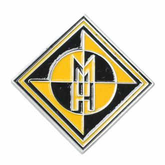 Priponka MACHINE HEAD - DIAMOND LOGO - RAZAMATAZ, RAZAMATAZ, Machine Head