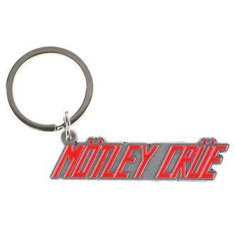 Obesek za ključe Mötley Crüe - Logo - RAZAMATAZ, RAZAMATAZ, Mötley Crüe
