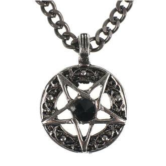 Ogrlica z obeskom Pentagram, FALON