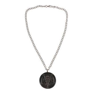 Ogrlica z obeskom Baphomet, FALON