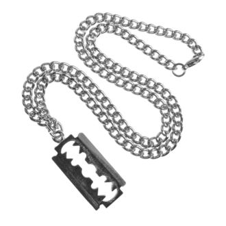 Ogrlica z obeskom Razor, FALON