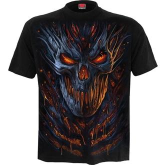 Moška majica Spiral - OBLIVION - Črna, SPIRAL