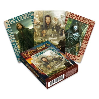 igralne karte Lord of the Rings - Heroes and Villains, NNM