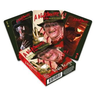 igralne karte Nightmare on Elm Street - Freddy, NNM, Mora v ulici brestov