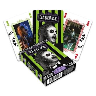 igralne karte Beetlejuice, NNM, Beetlejuice
