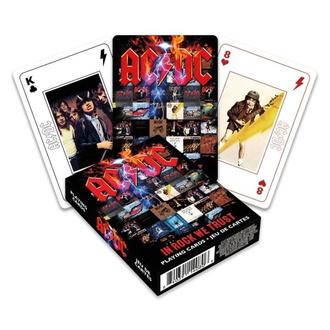 igralne karte AC / DC - In Rock We Trust, NNM, AC-DC