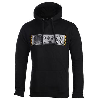 Moški hoodie AC / DC - PWR 012, F.B.I., AC-DC