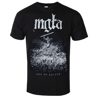 Moška metal majica Mgła - Age of excuse - MASSACRE RECORDS, MASSACRE RECORDS, Mgła