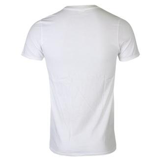 Moška majica LINKIN PARK - BRACKET LOGO (WHITE) - PLASTIC HEAD, PLASTIC HEAD, Linkin Park