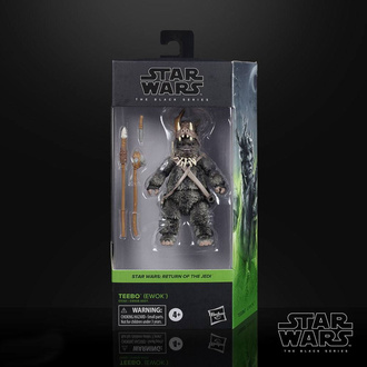 figurica STAR WARS - Teebo (Ewok), NNM, Star Wars