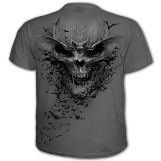 Moška majica - BAT SKULL - SPIRAL, SPIRAL