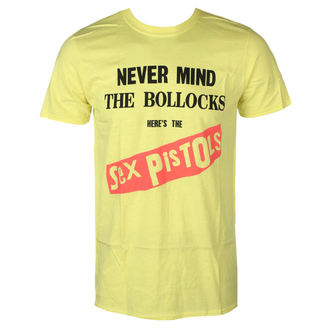 Moška metal majica Sex Pistols - Never Mind the Bollocks - ROCK OFF, ROCK OFF, Sex Pistols