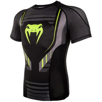 Moška termo majica Venum - Technical 2.0 Rashguard - Črno / Rumena, VENUM